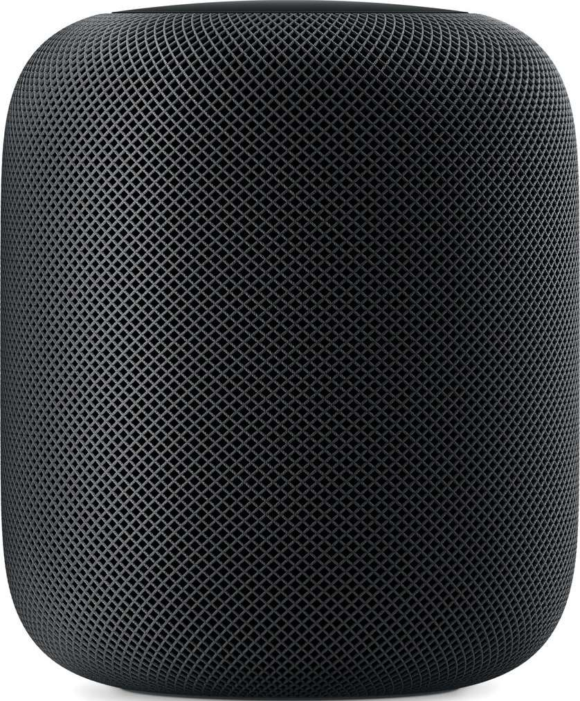 Immagine reale dimensione di  Apple HomePod .