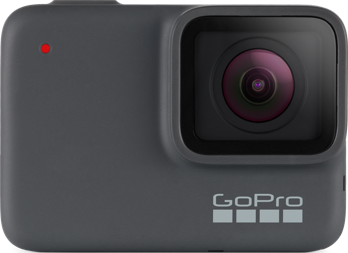 Actual size image of  Gopro HERO7 Silver .