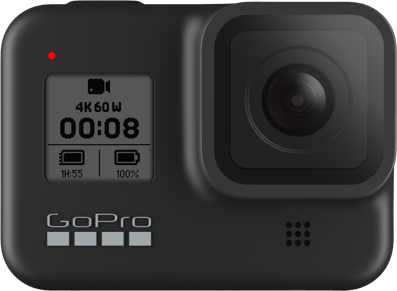 Gopro HERO8 Black  gerçek boy.