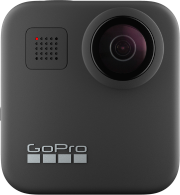 Actual size image of  Gopro Max .