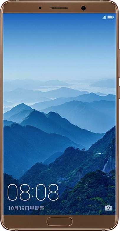 Actual size image of  Huawei Mate 10 .