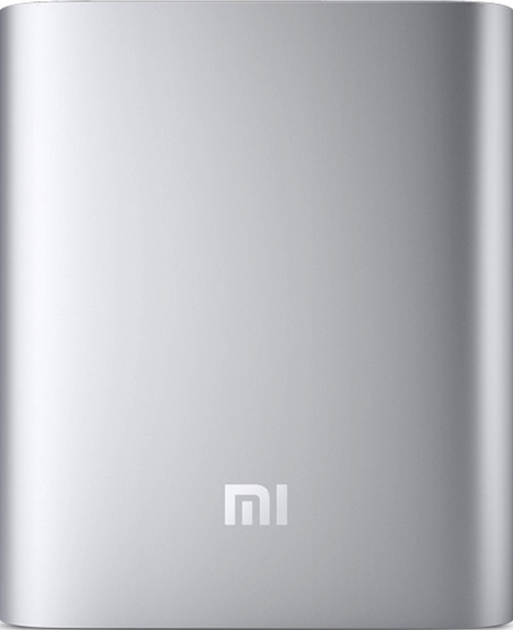 Actual size image of  Mi Power Bank 10400mAh .
