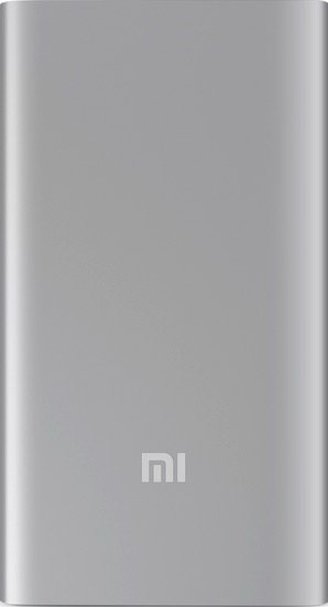 Actual size image of  Mi Power Bank 5000mAh .