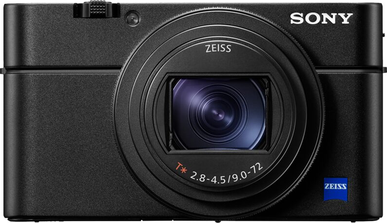 Actual size image of  Sony RX100 VII .
